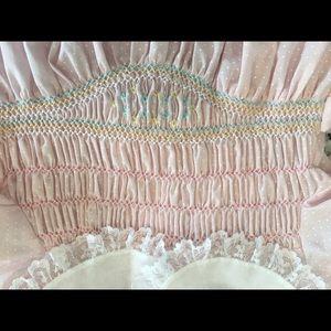 Carter's Dresses - Vintage smocked carters dress